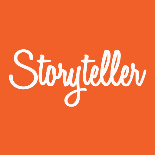 Storyteller.fit App logo
